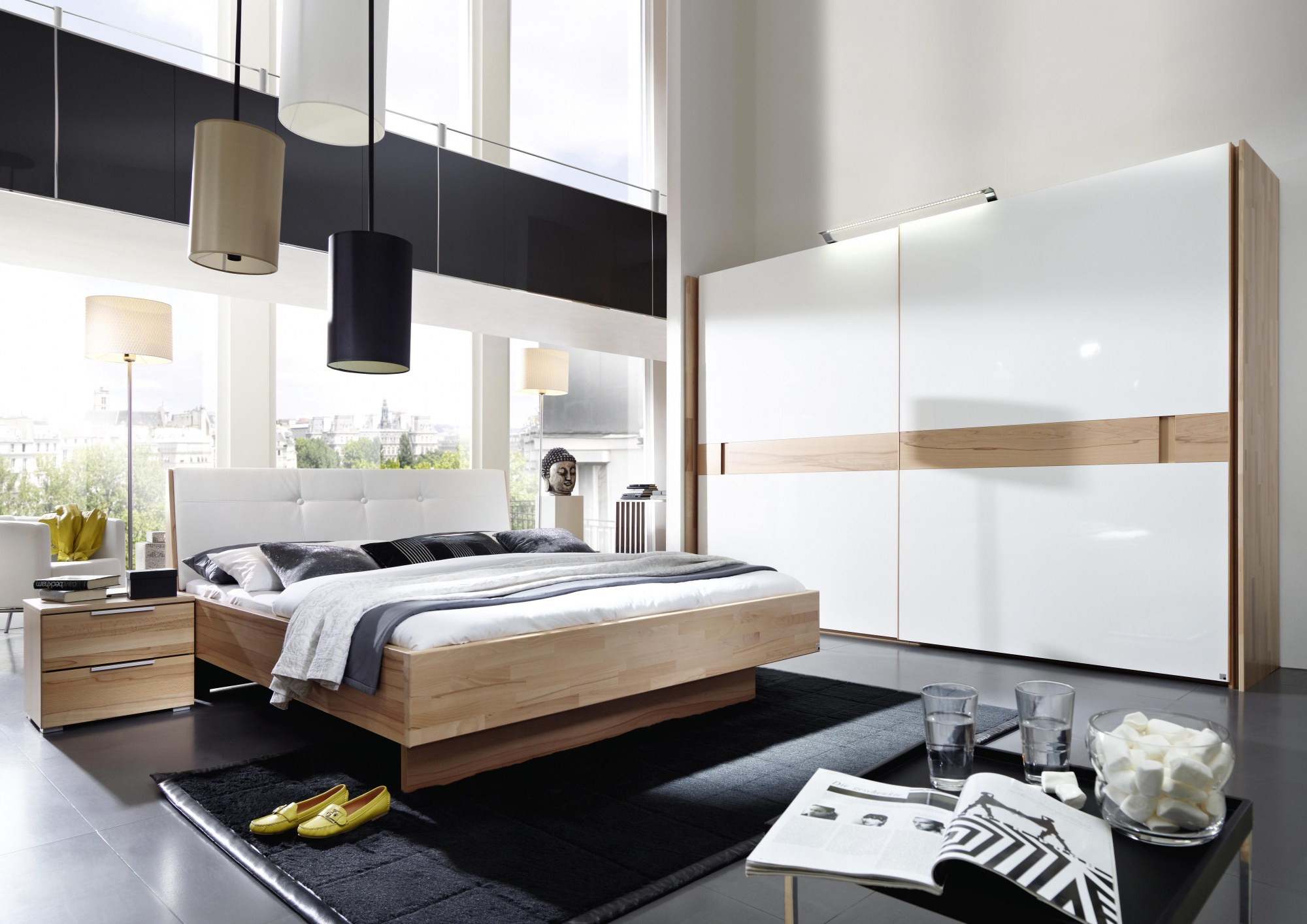 schlafzimmerm bel deutsche g tegemeinschaft m bel e v. Black Bedroom Furniture Sets. Home Design Ideas